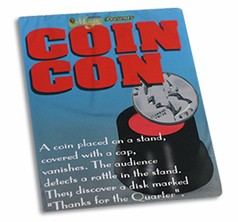 Coin Con - Polybagged