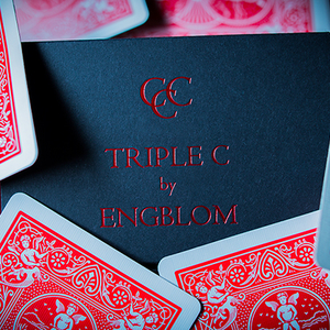 Triple C Red by Christian Engblom