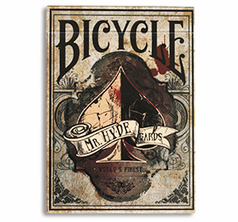 Bicycle Mister Hyde Deck