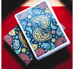 The Dapper Deck Blue by Vanishing Inc
