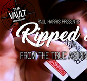 The Vault - Ripped and Fryed by Charlie Frye - Download