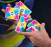 Cardistry Color Playing Cards
