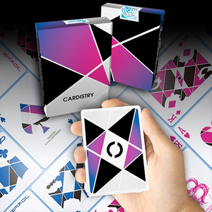 Cardistry Purple (1st Edition) Playing Cards