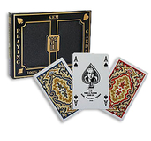 KEM - Poker Size Deck (2-deck set) - 4 Pips