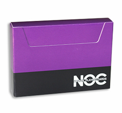 NOC V3s Deck (Purple) by The Blue Crown