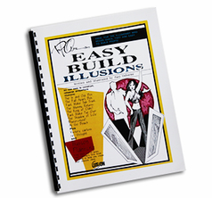 Easy Build Illusions book Paul Osborne