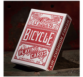 Bicycle Chainless Playing Cards Red