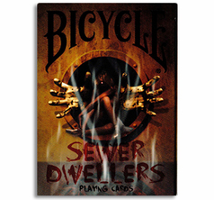 Bicycle Sewer Dwellers (Limited Edition)