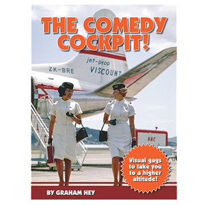 The Comedy Cockpit by Graham Hey
