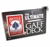 The Ultimate Gaff Deck Kit - Bicycle