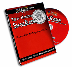 Shellraiser by Troy Hooser (With Shell Coin)