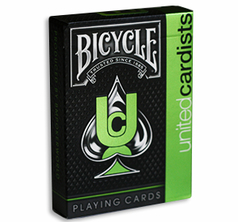 Bicycle United Cardists Deck