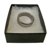 Wizard PK Ring Original - 17mm Silver