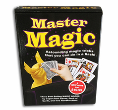 Karl Fulves Magic Kit by Dover