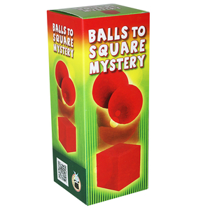 The Great Square Ball Mystery