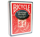 Bicycle Vintage Design - Thistle Back