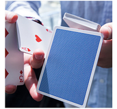 Blue Steel Playing Cards