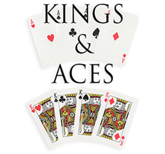 Kings to Aces by Merlind's of Wakefield