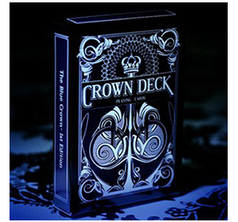 The Crown Deck Blå