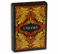 Unicorn Playing cards (Copper)