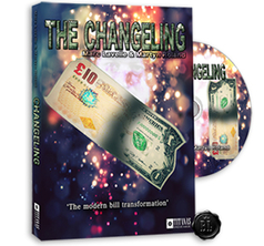 Changeling by Marc Lavelle and Titanas Magic