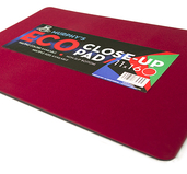 Economy Close-Up Pad Red