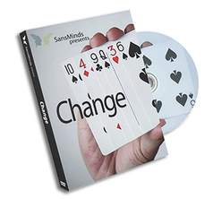 Change (DVD and Gimmick)