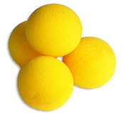 High Density Ultra Soft Sponge Ball Gula 3cm