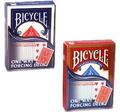 One Way Forcing Deck Blue