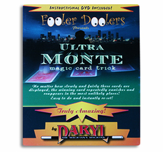 Ultra Monte with DVD by Daryl