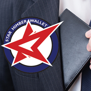 Star Himber Wallet - Large wallet