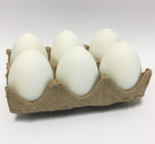 Wooden Egg by Bazar de Magia
