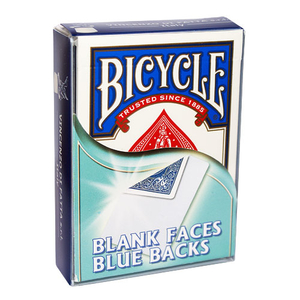 Bicycle Blank - Blå
