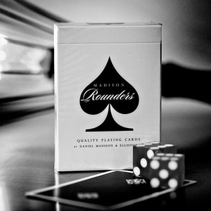 Madison Rounders Cards - Black