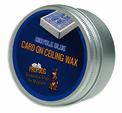 Card on Ceiling Wax 15g Blue