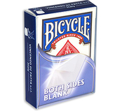 Bicycle - Both Sides Blank