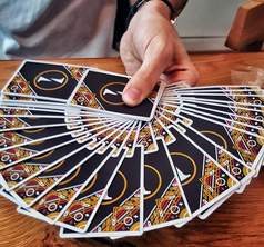 Implicit Playing Cards