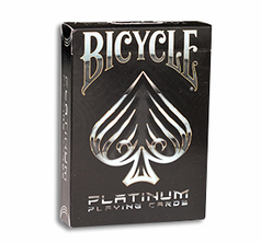 Bicycle Platinum Deck