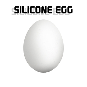 Silicone Egg by Alan Wong