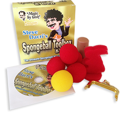 Sponge Ball Toolbox med DVD