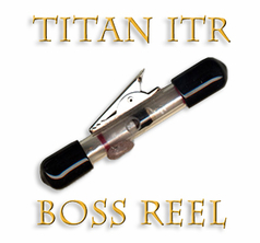 Titan ITR Reel (Boss Size) by Sorcery