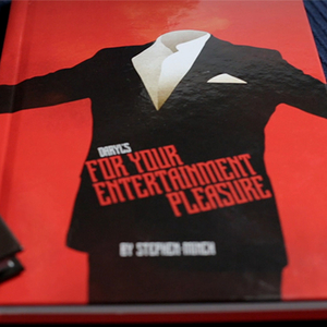 For Your Entertainment Pleasure by Stephen Minch