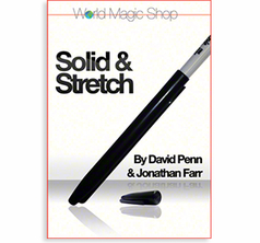 Solid and Stretch (DVD and Gimmicks)