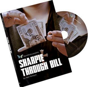 Sharpie Through Bill by Alan Rorrison