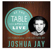 At the Table Live Lecture - Joshua Jay - Download