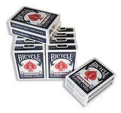 Bicycle Kortlek Blå 12-pack