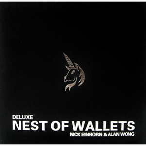 Deluxe Nest of Wallets by Nick Einhorn and Alan Wong