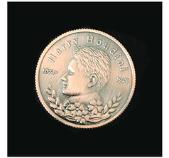 Houdini Classic Collectors Coin - Bronze