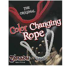 Amazing Color Changing Rope Red