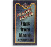 Eggs From Mouth Production